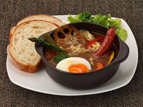 スープカレーセット